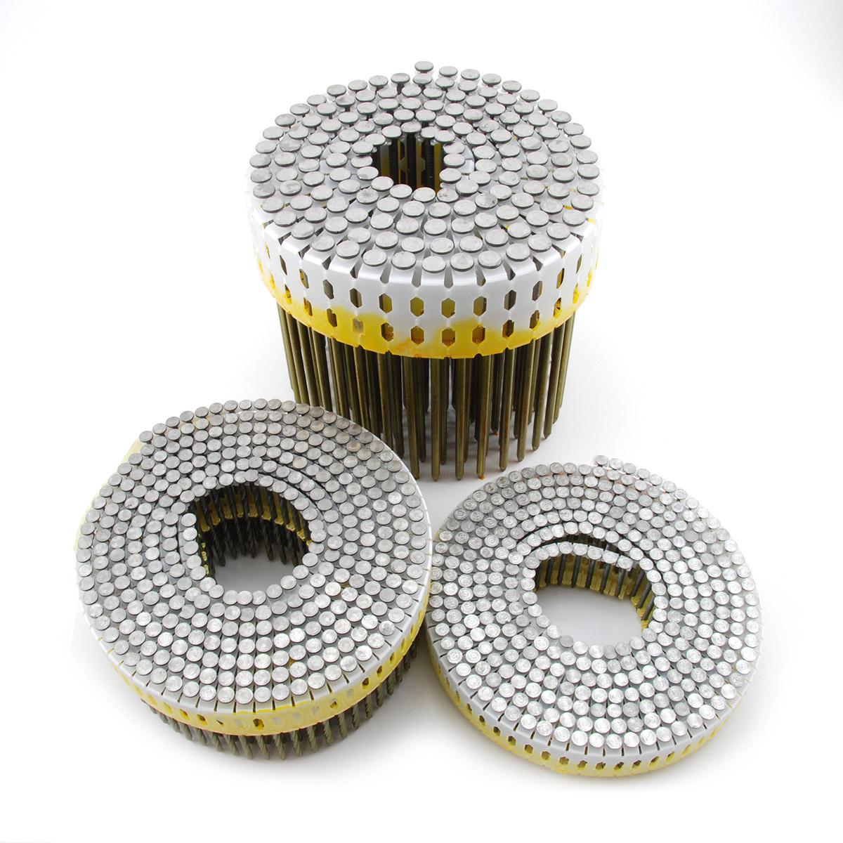 Clavo en bobina plástico Ø 2,8